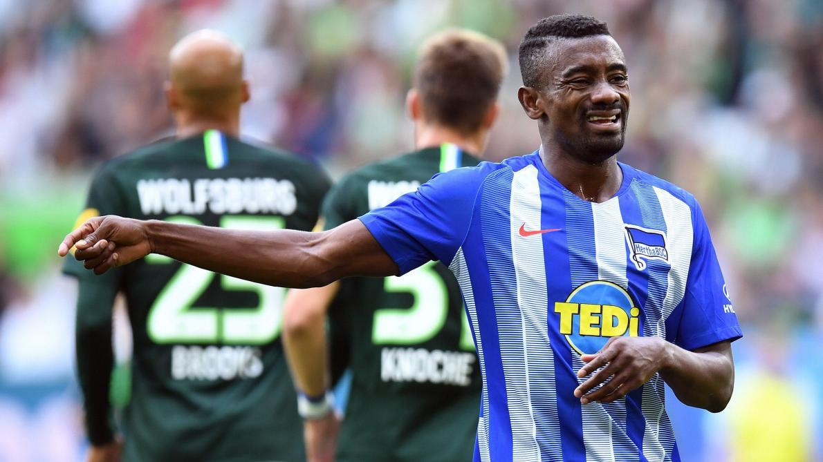Salomon Kalou rebondit au Brésil, à Botafogo - Fil Info - Etranger