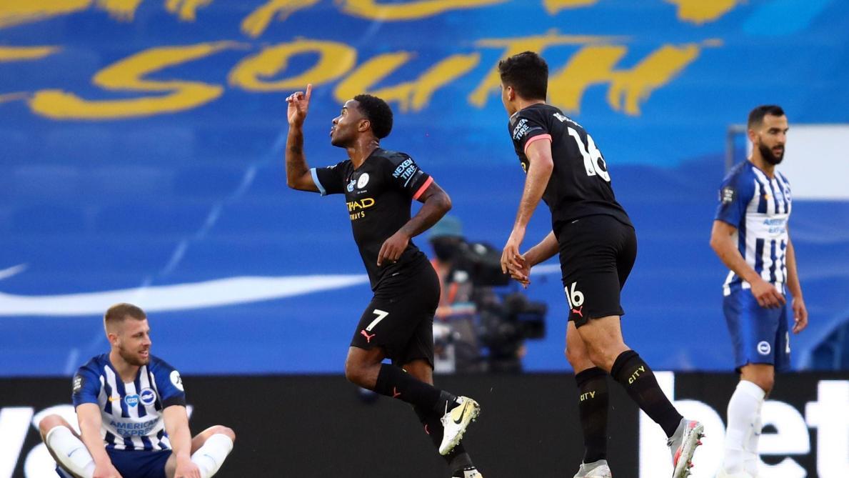 Manchester City se balade à Brighton — PL