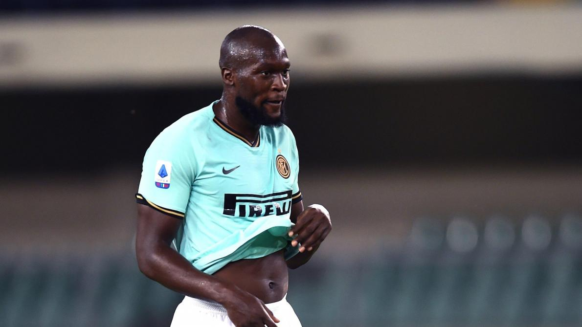 Romelu Lukaku absent jusqu'à la fin de saison? «Il a un petit problème» estime Conte, son entraîneur