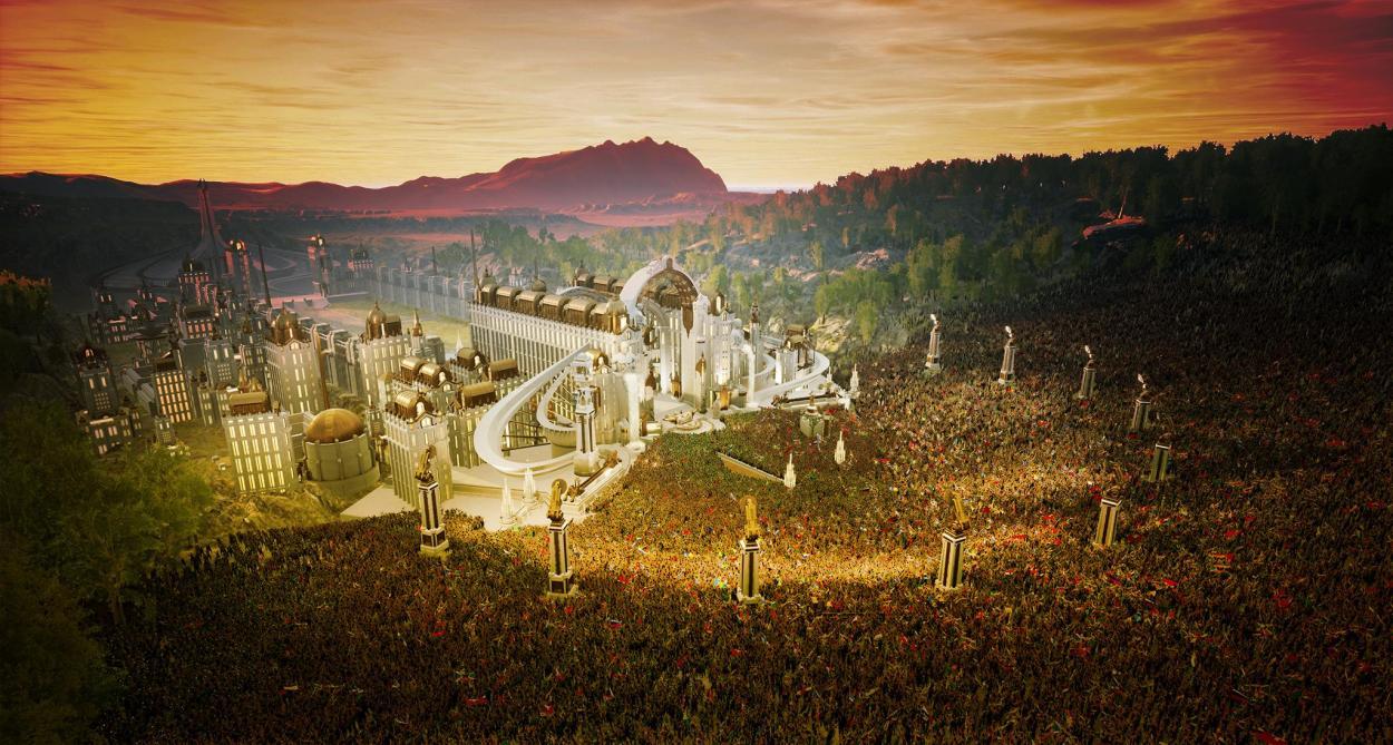 Tomorrowland au Movie Drive : ce n'est pas une blague