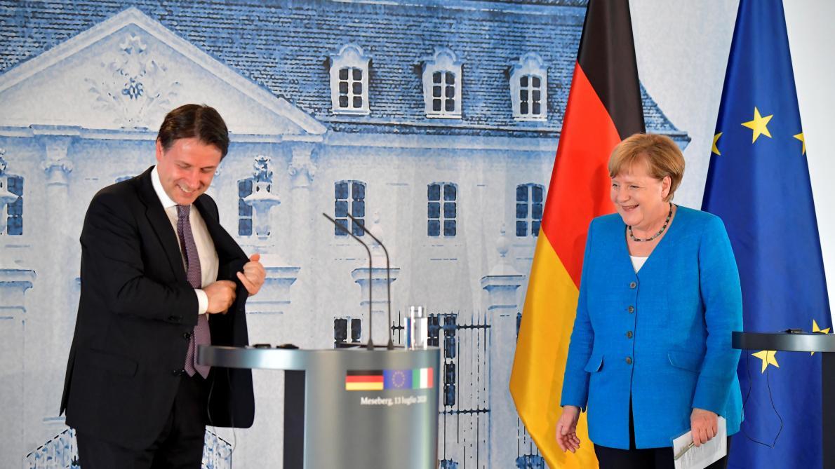 Angela Merkel sur le plan de relance européen: «Je ne sais pas si nous parviendrons à un accord»