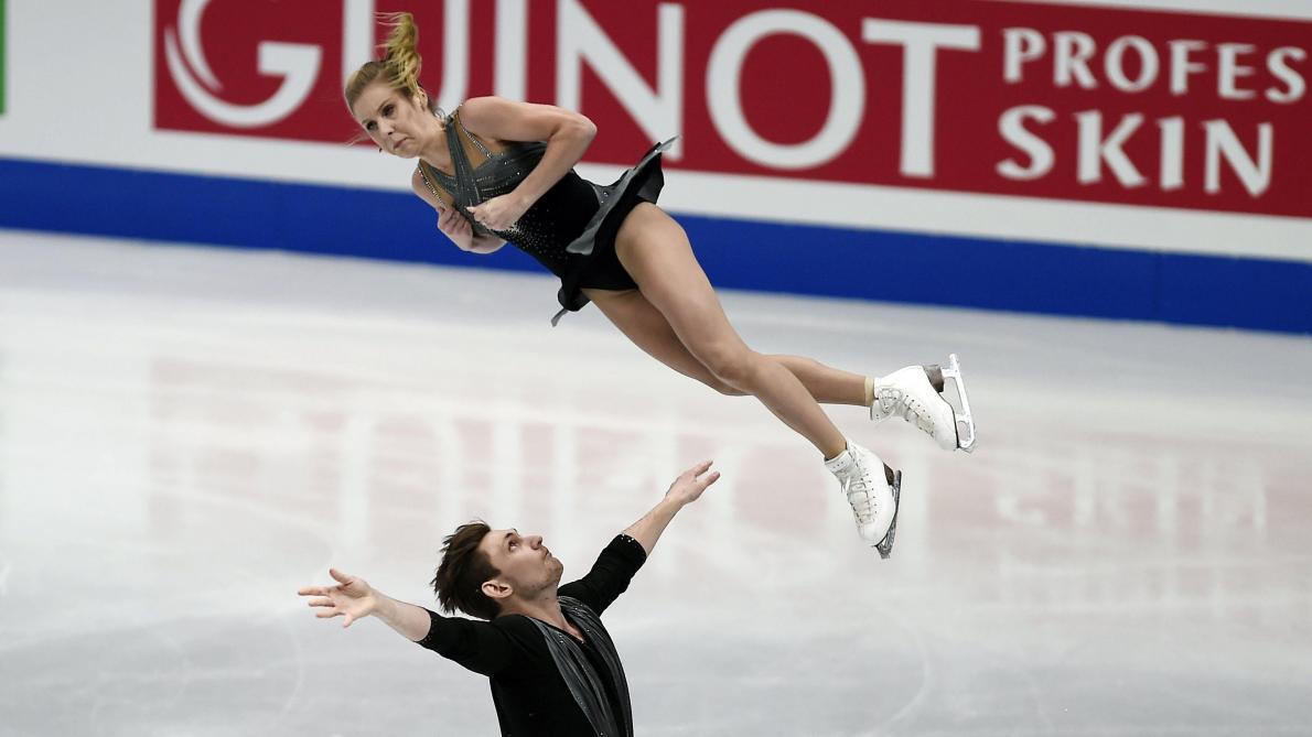 La patineuse artistique Ekaterina Alexandrovskaya meurt à l'âge de 20 ans