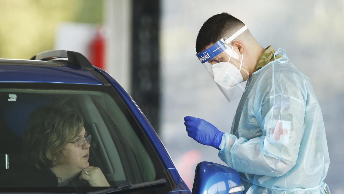 Un nouveau record de contaminations à l'échelle mondiale