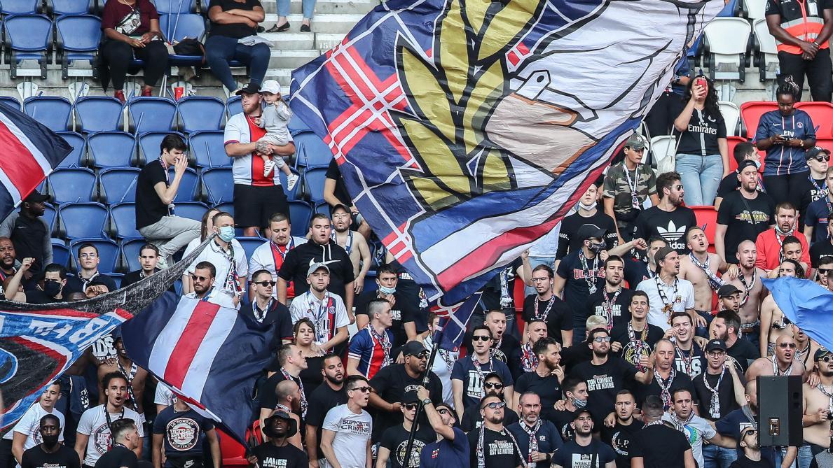 Foot - PSG - Les ultras du PSG avaient oublié les consignes sanitaires