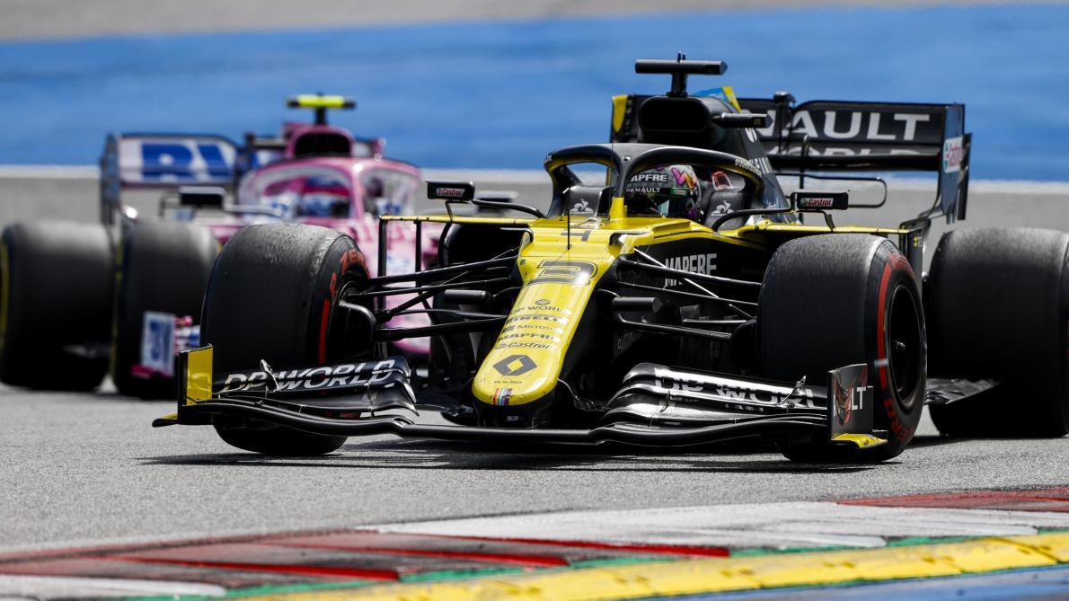 La FIA étudiera le litige entre Racing Point et Renault mercredi