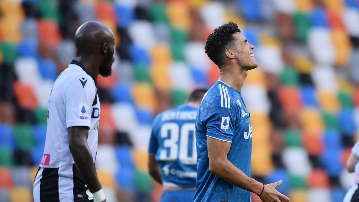 La Juventus tombe et doit encore attendre — Serie A