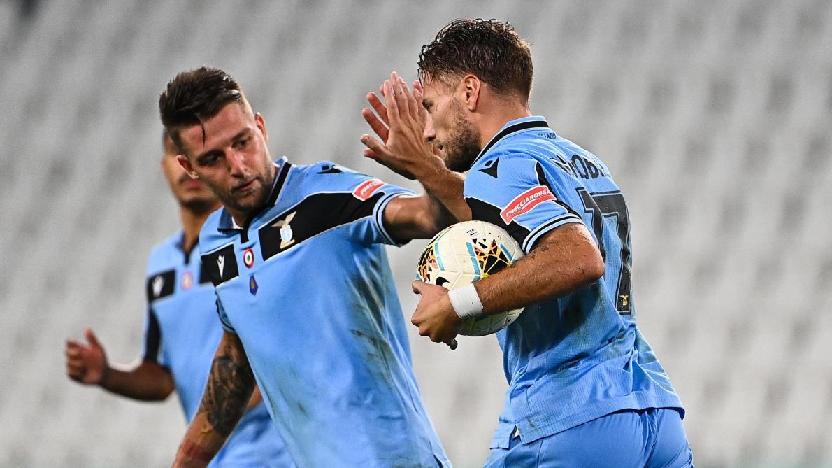 Serie A: la Lazio Rome renoue avec la victoire face à ...