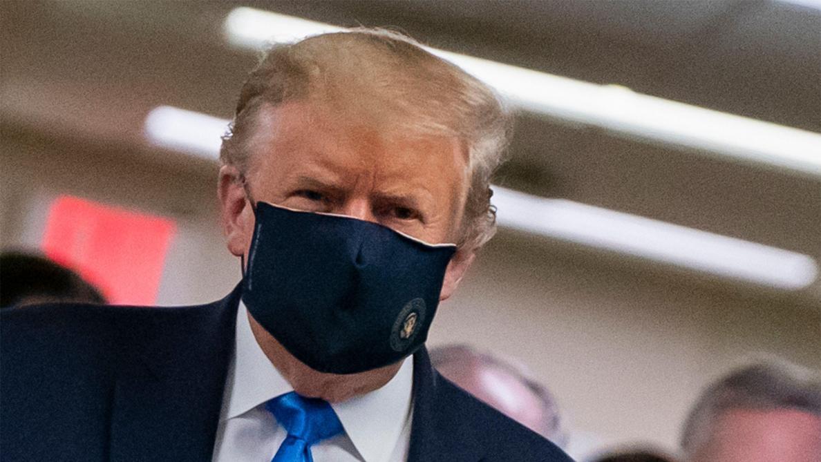 Donald Trump évoque un possible report de l'élection présidentielle