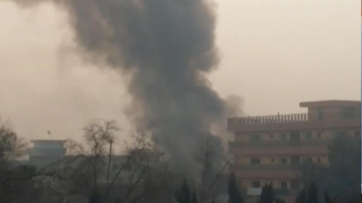 Attaque d'envergure contre une prison de Jalalabad (gouvernement) — Afghanistan