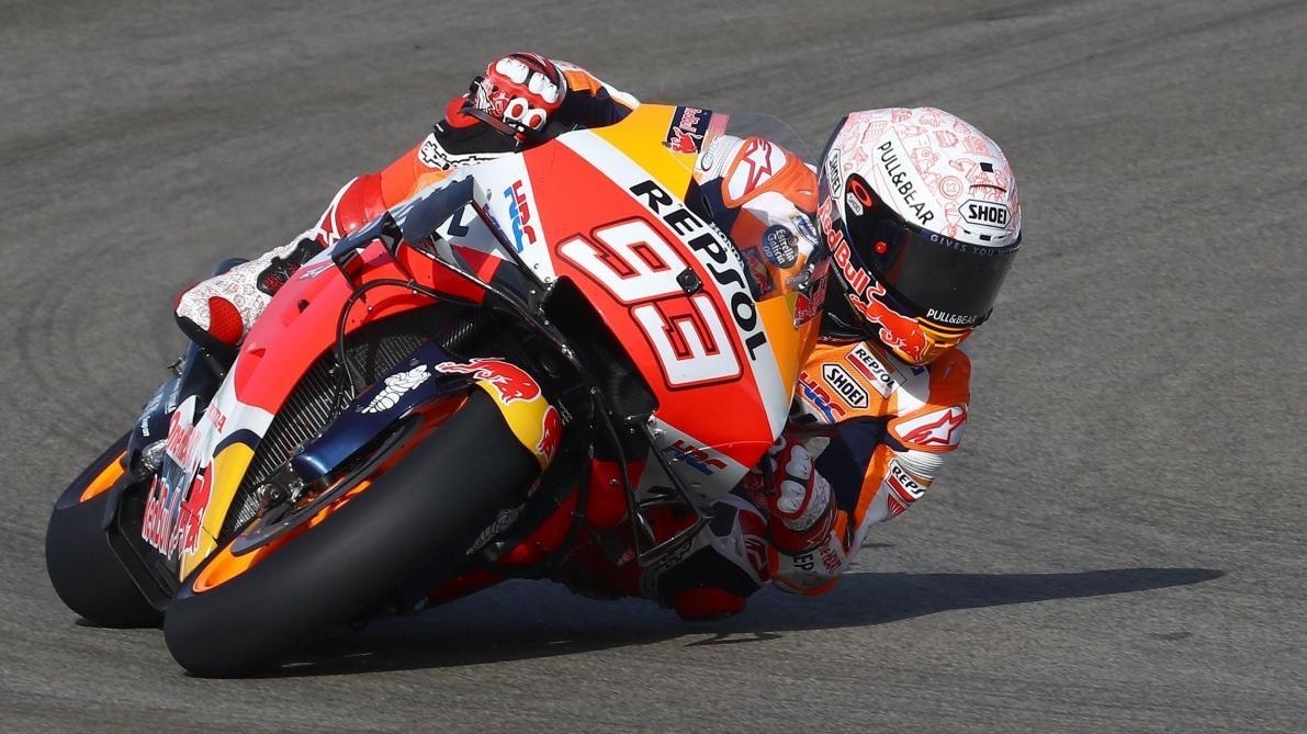 Nouvelle opération pour Marc Marquez (Honda), dont le retour se complique