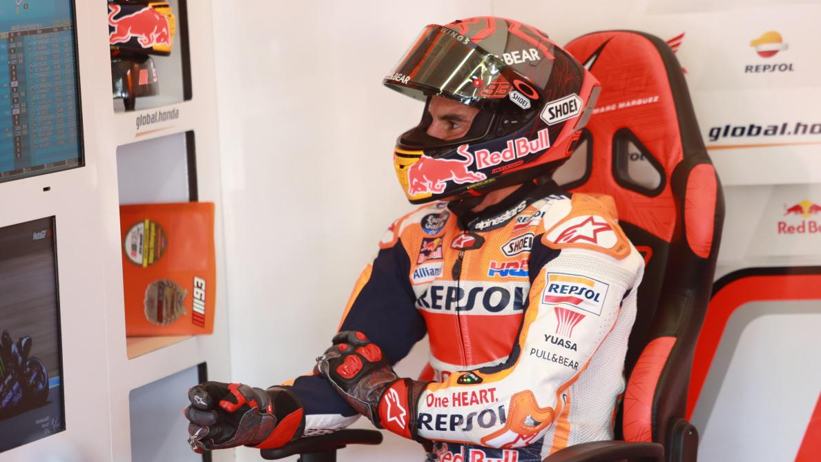 Marc Marquez encore absent des circuits deux à trois mois — MotoGP