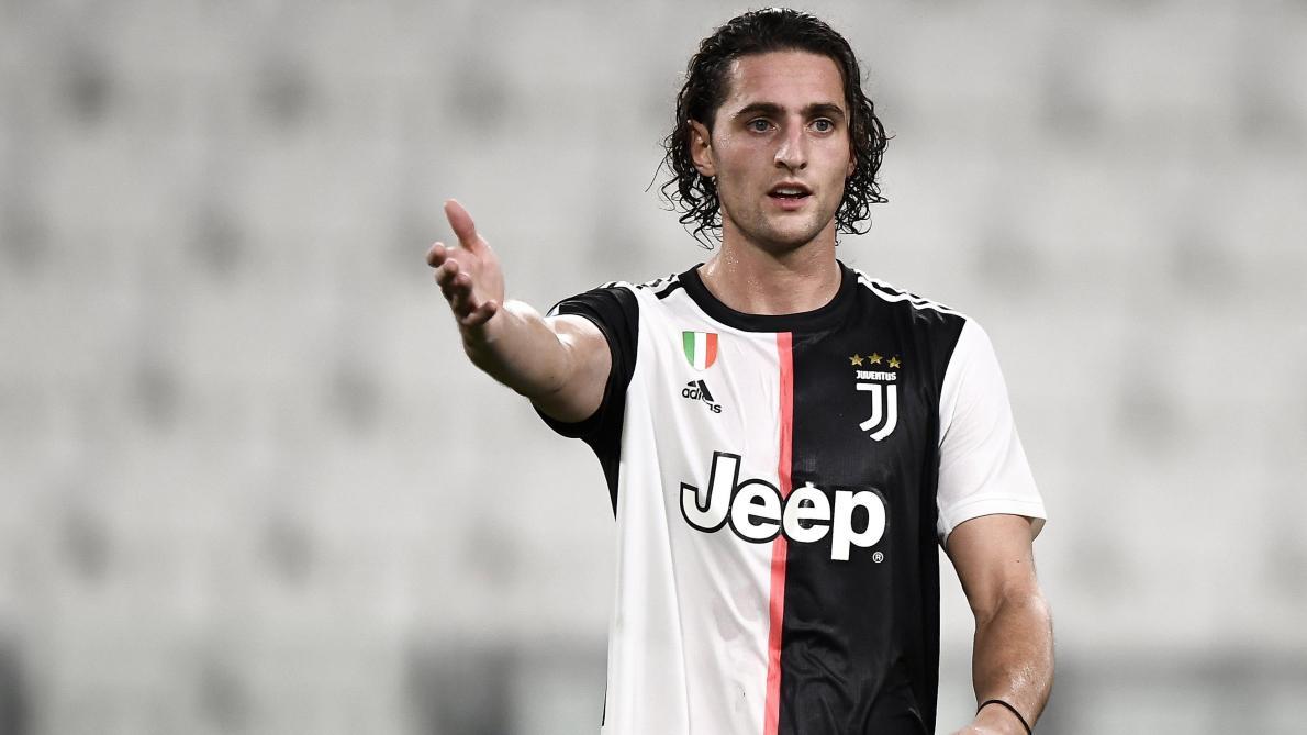 Les compos de Juventus-Lyon — Ligue des Champions