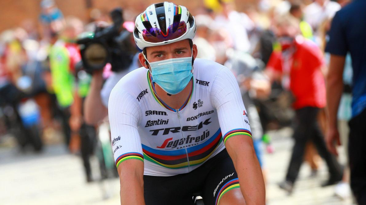Mads Pedersen vainqueur surprise au sprint sur le Tour de Pologne
