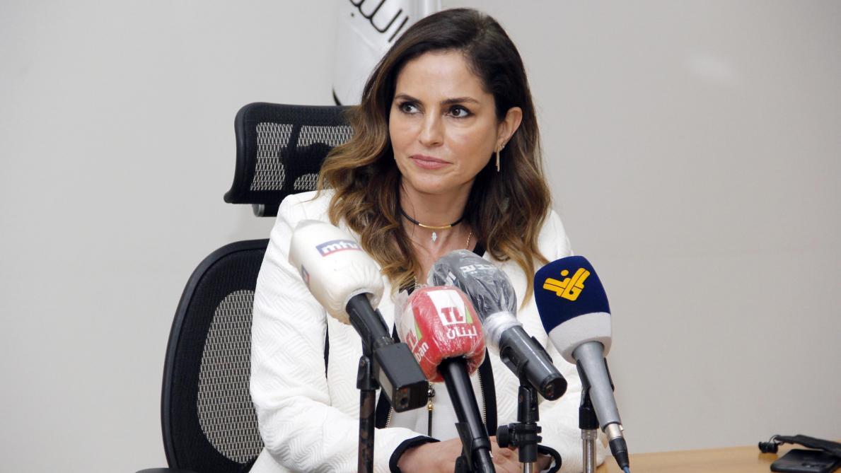 Liban: la ministre de l'Information démissionne