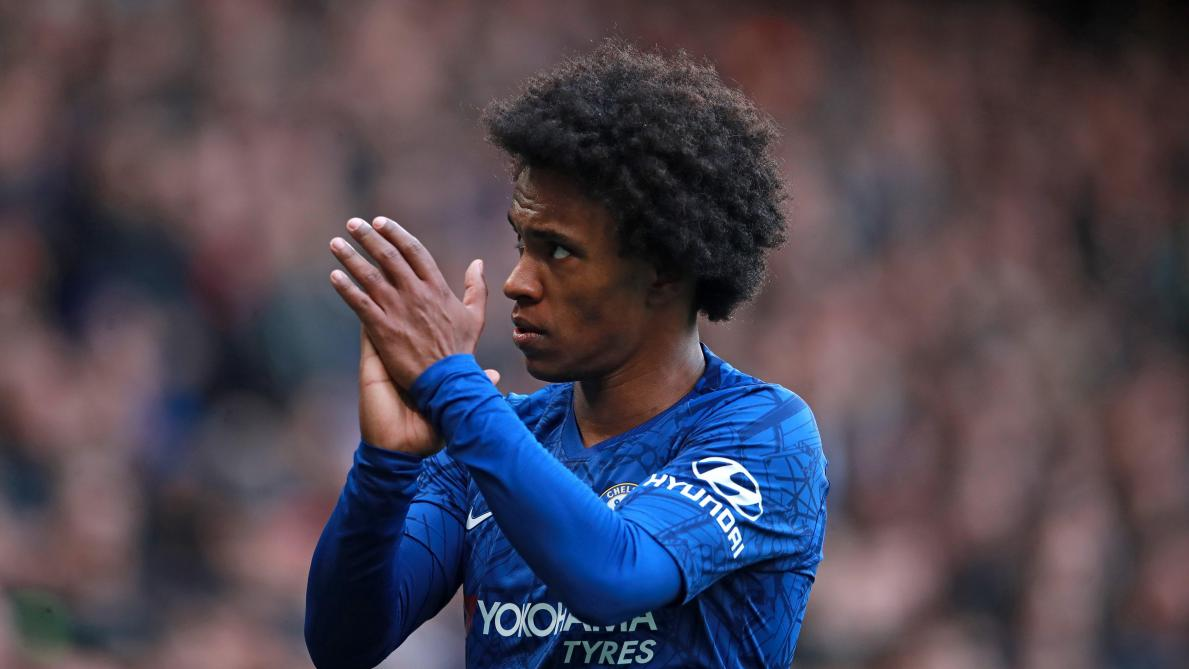 Willian débarque à Arsenal — Officiel
