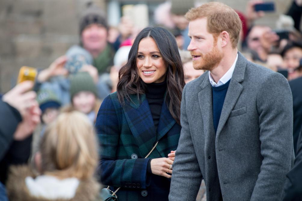 Netflix vient d'engager Le Prince Harry et Meghan Markle