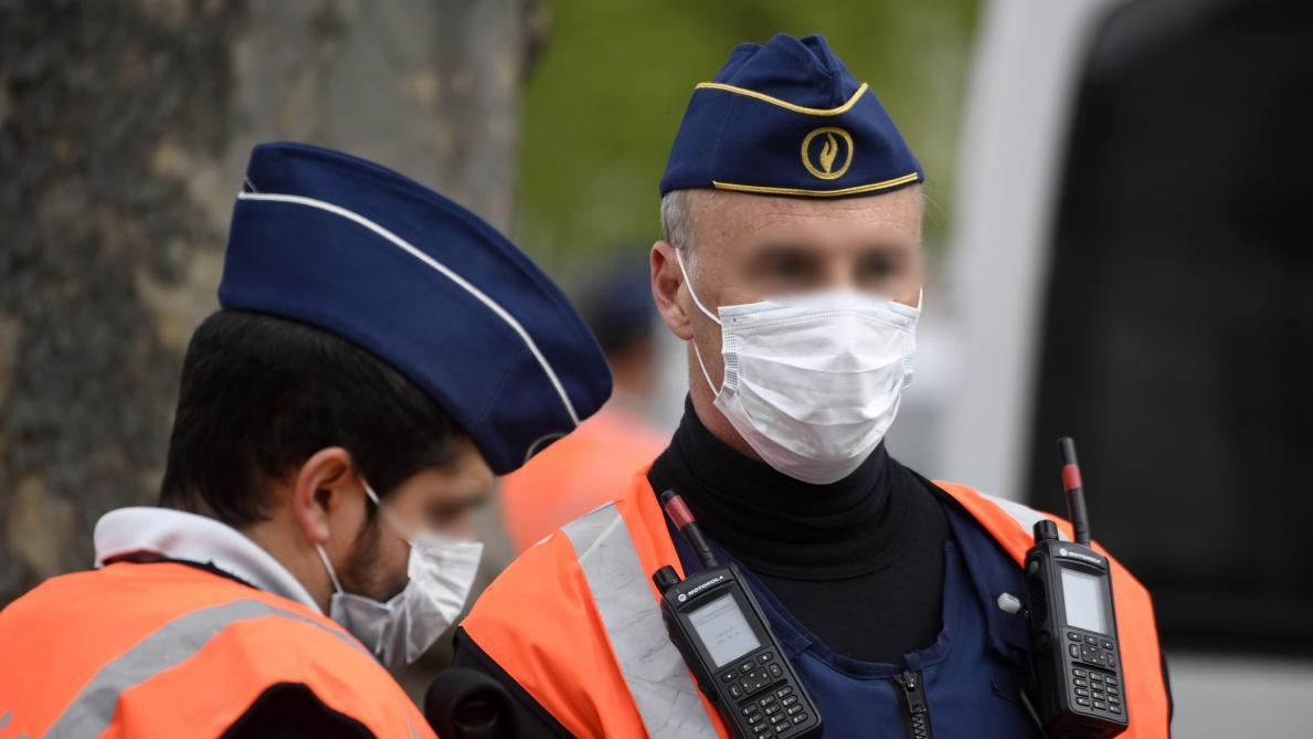 Virus : masque obligatoire dans toute la région de Bruxelles