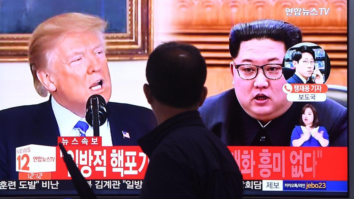 Un livre dévoile la correspondance entre Donald Trump et Kim Jong-Un