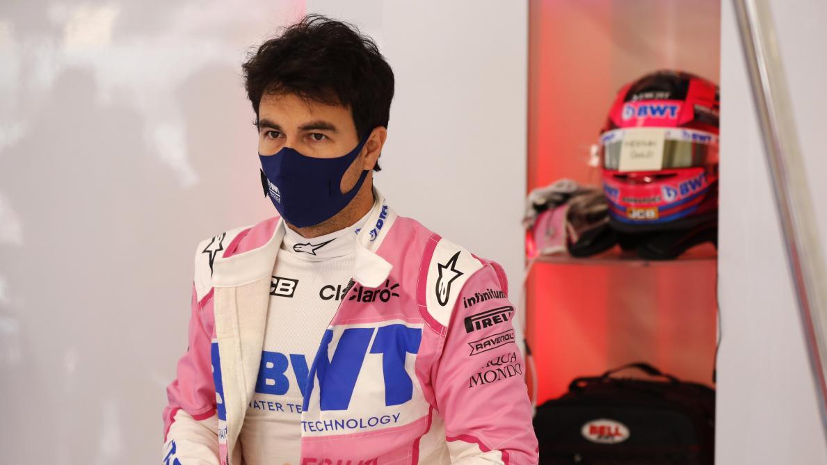 F1: Sergio Perez fait son retour après un test négatif au coronavirus