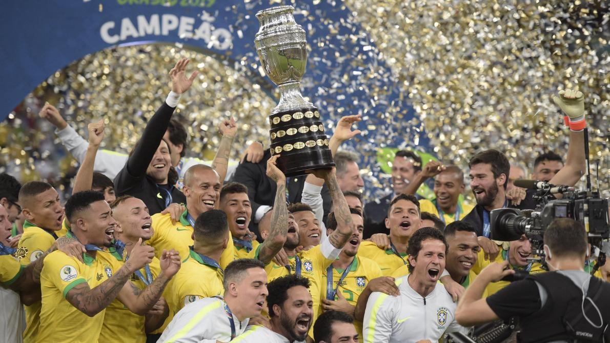 Copa America 2021 Calendrier La Conmebol modifie le calendrier de la Copa América 2021   Le Soir