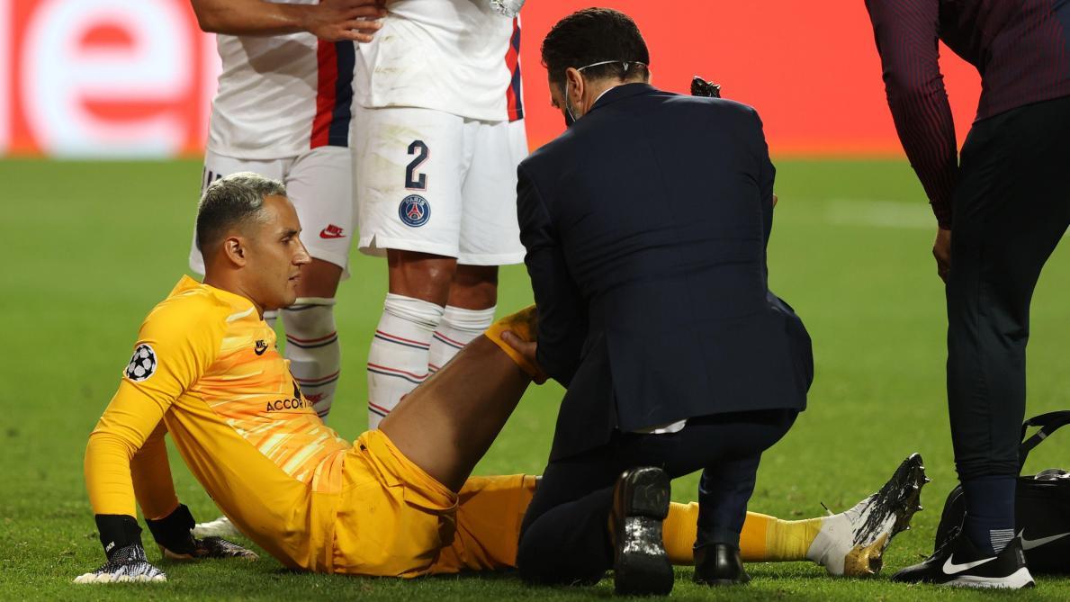 Navas incertain pour la demie, optimisme pour Thiago Silva — PSG