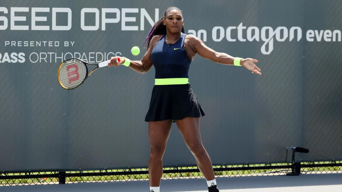 WTA Lexington: Serena Williams sortie par la 116e mondiale en quarts de finale