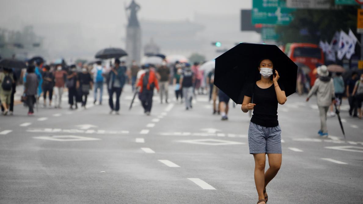 La Corée du sud remet en place des mesures restrictives — Coronavirus