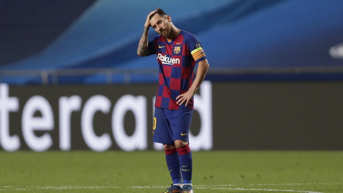 Messi veut partir et ce n'est pas une blague — Barça