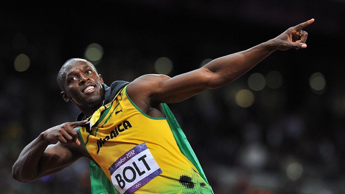 Usain Bolt testé positif — Coronavirus