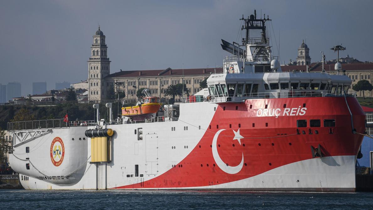 Mediterranée orientale: exercice militaire européen sur fond de vives tensions gréco-turques