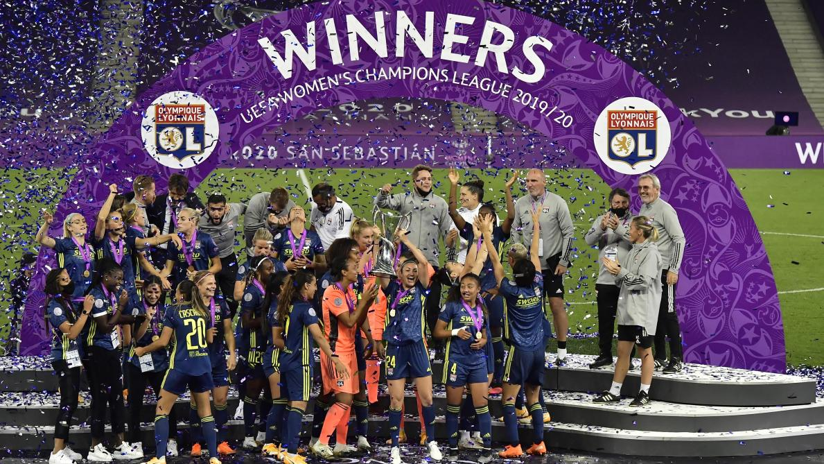 Les Lyonnaises indétrônables en Ligue des champions — Football