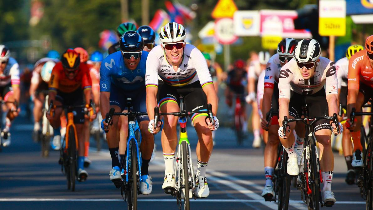 Les championnats du monde sur route 2020 auront lieu à Imola — Cyclisme