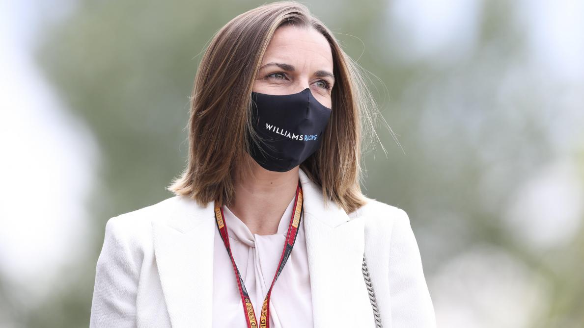 Formule 1: Claire Williams, directrice de l'écurie Williams, va quitter ses fonctions
