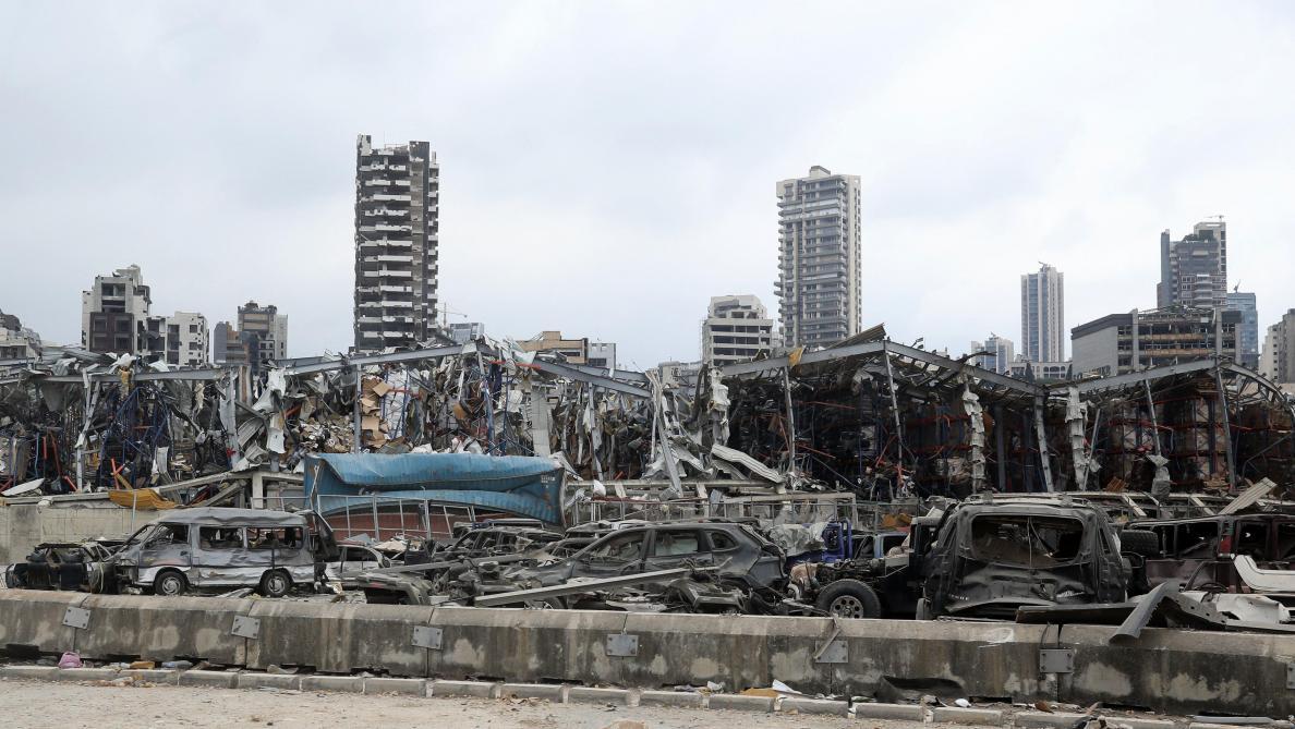 Beyrouth: un possible survivant sous les décombres, un mois après les explosions