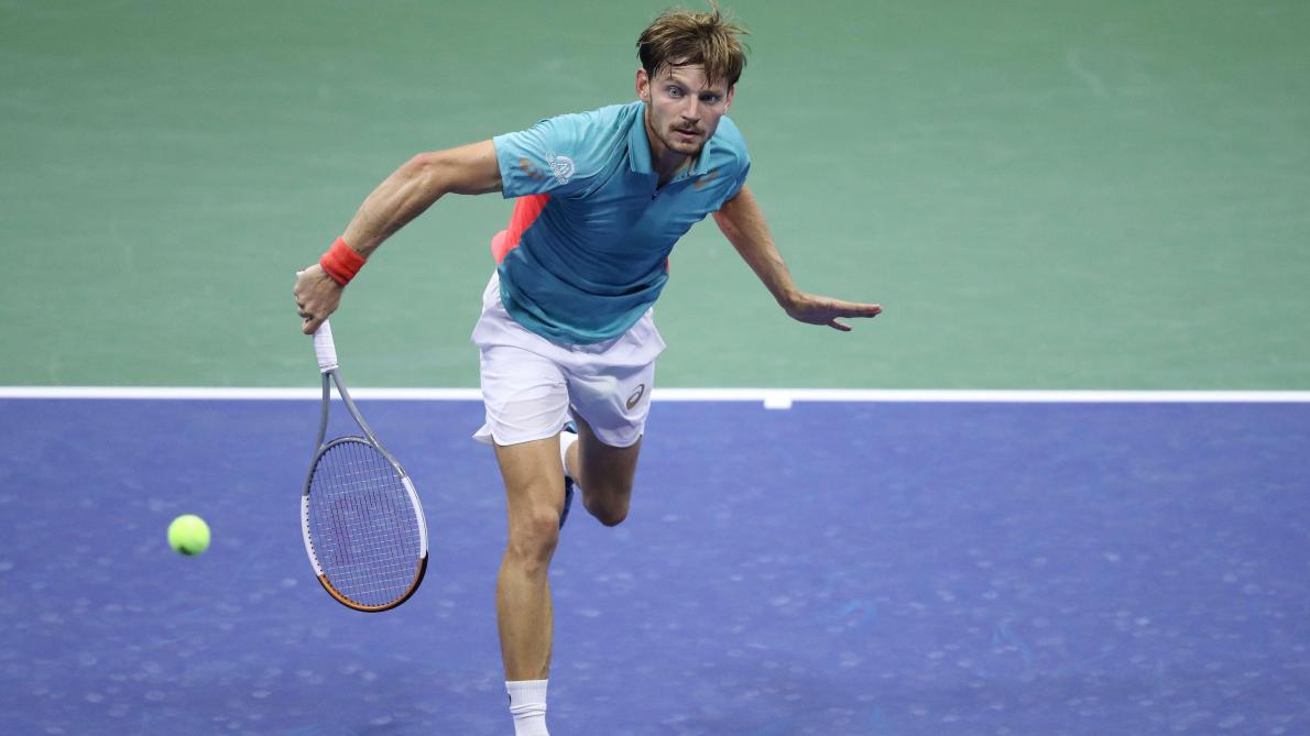 US Open: le complexe new-yorkais de David Goffin