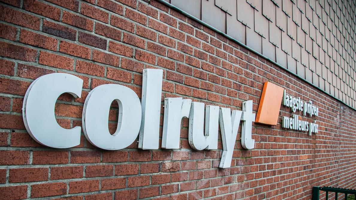 Colruyt abandonne son site Collishop