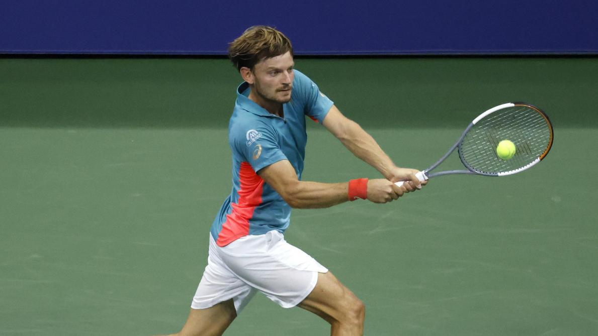 Denis Shapovalov en quarts de finale à New York