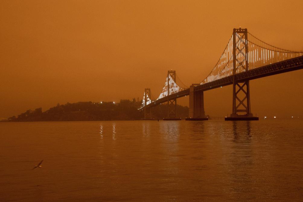 6 nouvelles victimes dans les incendies dans l'ouest des Etats-Unis
