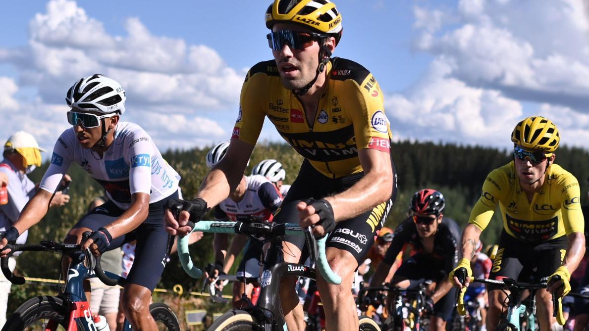 La 15e étape à Pogacar, Roglic toujours en jaune — Tour de France