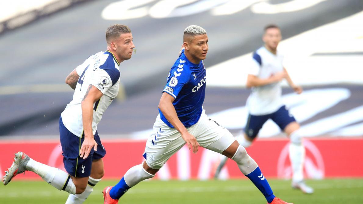 International : Premier League : Tottenham chute face à Everton
