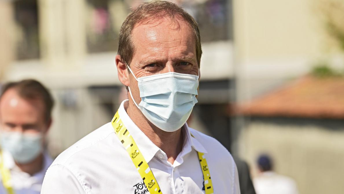 Christian Prudhomme reprend sa place