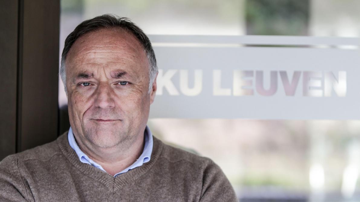 """Marc Van Ranst: """"Veiran er ekki þreytt á okkur"""""""