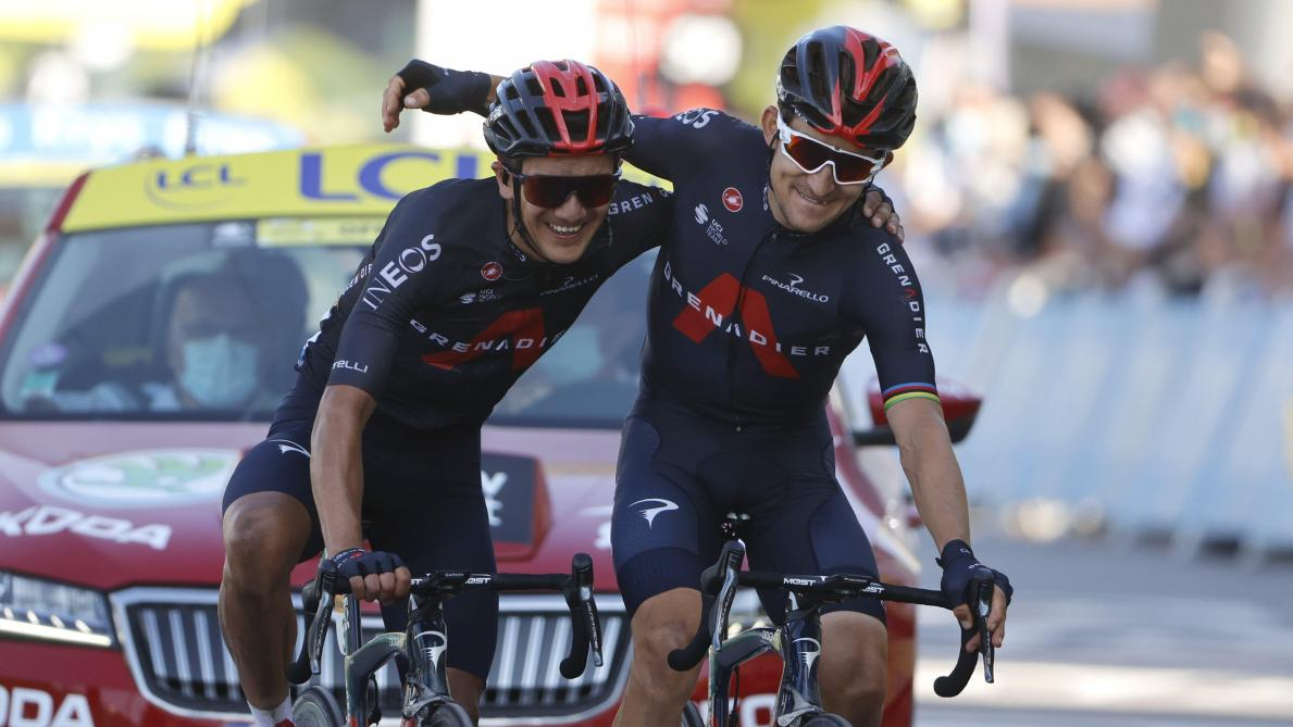 Michal Kwiatkowski remporte la 18e étape, Roglic toujours en jaune