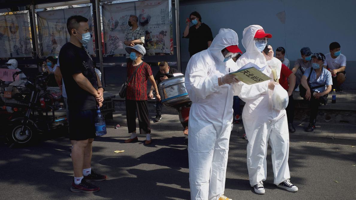 Une bactérie s'échappe d'un laboratoire, près de 3.000 personnes contaminées — Chine