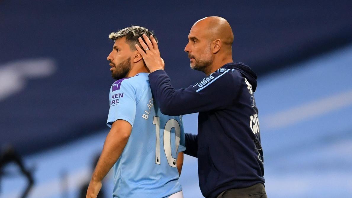 Sergio Agüero encore absent au moins un mois — Man City