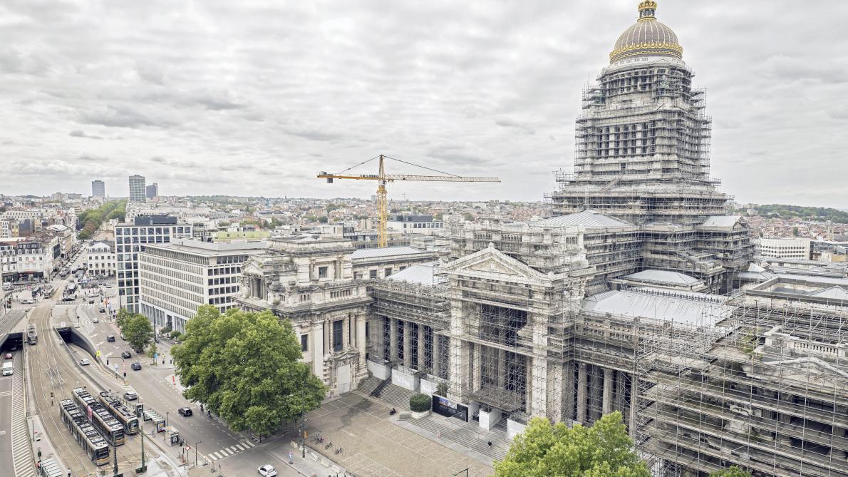 Bruxelles - cover