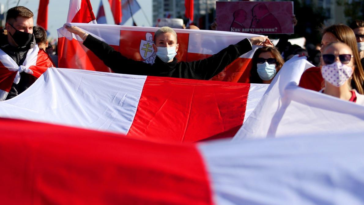 Manifs à Minsk, plan B à Moscou — Biélorussie