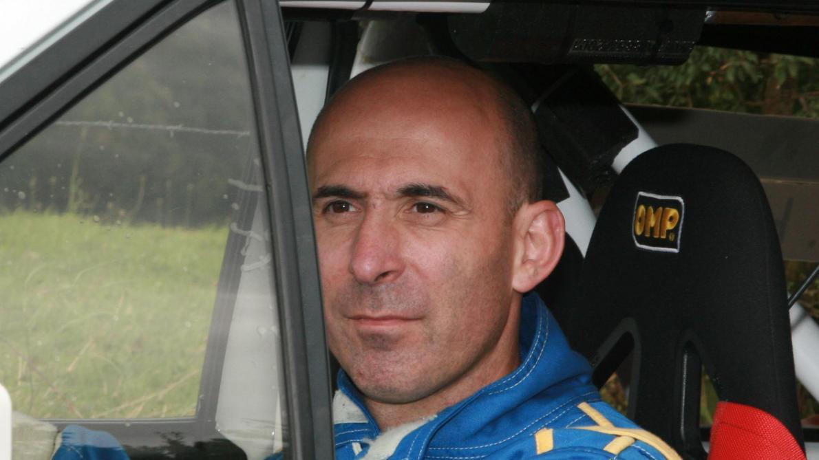 Philippe Henin, l'auteur.