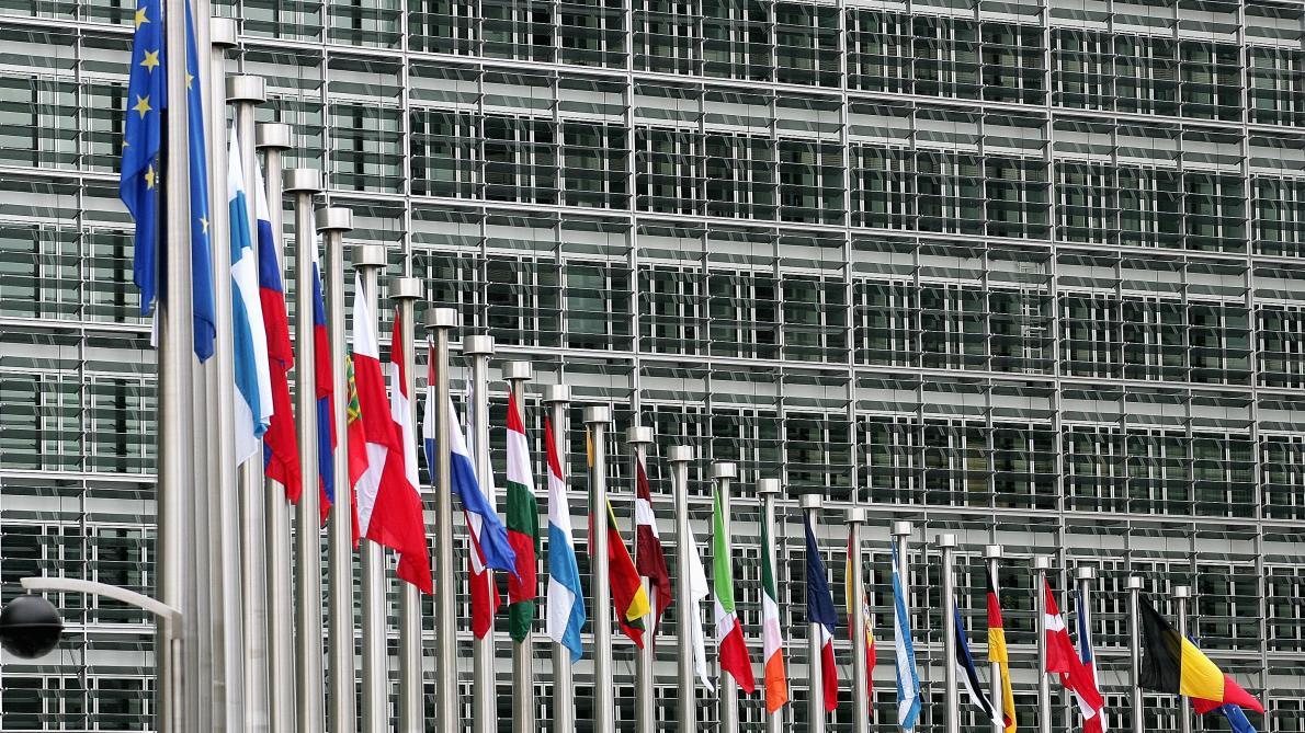 Union européenne - cover