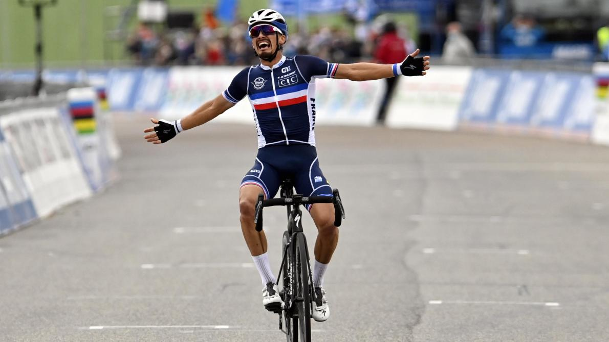 Mondiaux De Cyclisme Julian Alaphilippe Brise Le Reve Belge Le Soir Plus